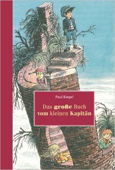 'Das grosse Buch vom kleinen Kapitän' - Ein Hit unter den Vorlesebücher in unserem Haus.