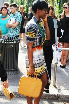 Fashion Victim's Diary ! street style by MFW 2.0