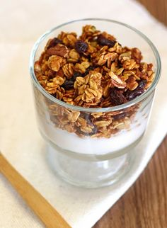 Sarah Bakes Gluten Free Treats: gluten free pumpkin granola