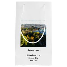 Get full color Travel gift bags from Zazzle. Each one of our gift bags is decorated with fantastic designs, images, or artwork. Small Gift Bags, Travel Gifts, Vienna, Promotion, Articles