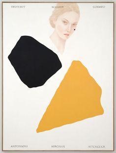 Paintings by Alan Reid