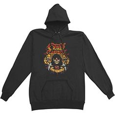 Ozzy Osbourne Men's You Can't Kill Rock & Roll Grim Reaper Hooded Sweatshirt Black - http://bandshirts.org/product/ozzy-osbourne-mens-you-cant-kill-rock-roll-grim-reaper-hooded-sweatshirt-black/