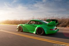 """""""Pandora One"""" RAUH Welt-BEGRIFF (RWB) Porsche for Total 911 Magazine"""