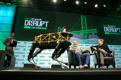 Come see Boston Dynamics and its robots stomp on the Disrupt London stage If artificial intelligence will inevitably bea central part ofhow we will interact with machines and services in the future then learningmore about who is developing these new AIsystems  and what they are making is essentialto us understanding and helping shapethat world.  And you dear readerwill have a chance to do exactly that next month when Marc Raibert thefounder of Boston Dynamics one of the mostinteresting…