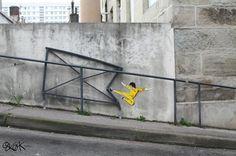 OakOak.. . #streetart #graffiti