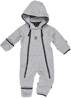 Lindberg, Overall, Baby, Bormio, Greymelange Overaller - Lekmer.se – Baby och Barnkläder på nätet.
