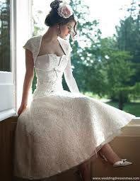 wedding dresses 50s style - Google Search