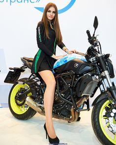 Moto Zima 2017. Alesya.