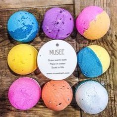 They're back!!! Everybody's FAVORITE bath bombs just came in the door at Heidi's! These will not last long so come by and grab yours before they are gone! #museebathbomb #heidi'sfavorite #welovemusee #soakinlife