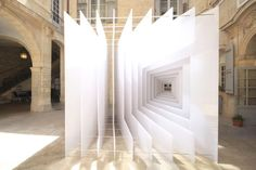 Reframe by Paul Scales and Atelier Kit in Montpellier, France