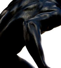 #body #sculpture #black
