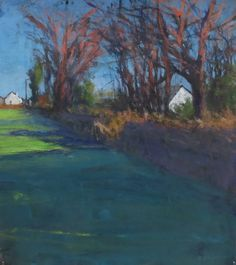 Towards Ballyvaughan, 2014 Acrylic painting by David Skinner $600 Acrylic painting, Paper One of a kind artwork Size: 15 × 16 × 1 in (framed) / 10 × 11 in (unframed) This artwork is sold framed Signed on the front