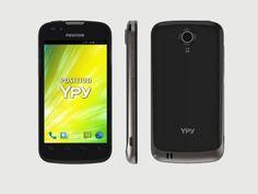 Smartphones Ypy são aposta da Positivo na categoria.