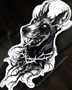 Creepy Tattoos, Badass Tattoos, Body Art Tattoos, Sleeve Tattoos, Cool Tattoos, Dark Art Drawings, Tattoo Design Drawings, Tattoo Sketches, Tattoo Designs