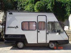 1981. Arca Maskotte Fiat 850 T