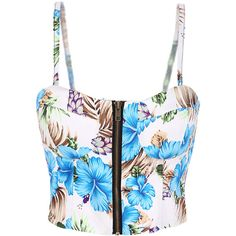 White Ladies Retro Floral Printed Spaghetti Straps Camisole Top ($13) ❤ liked on Polyvore featuring tops, shirts, white, pink camisole, cami shirt, white camisole top, camisole shirt and shirts & tops