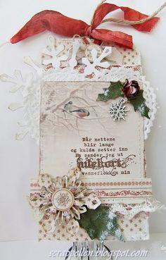 GD Pion Design, En Juletag med julepynt