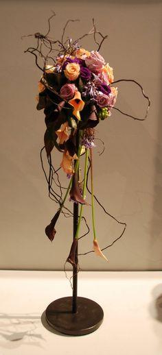 """~~ Wafa Ireland """"A floral Odyssey"""" Art Floral, Deco Floral, Floral Design, Tropical Floral Arrangements, Beautiful Flower Arrangements, Floral Centerpieces, Amazing Flowers, Beautiful Flowers, Flower Show"""