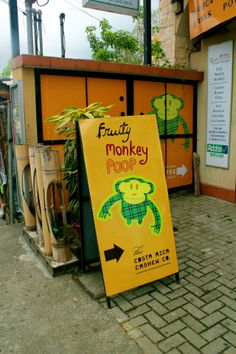Fruity Monkey Poop: The Best Coffee! Jaco, Costa Rica