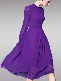 I want this dress but in a burgundy or a deep crimson or ruby red.
