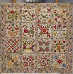 Afbeeldingsresultaat voor marie antoinette donaldson quilt
