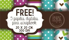 Free digital paper - Papel Digital Gratis
