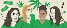 Meet Four Millennial Women Molding the Future of Cannabis