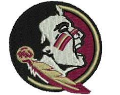 FSU -Florida State University (Seminoles) Embroidered Patch, $5.99. FREE SHIPPING!