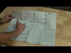 ▶ Sew.co.uk How to use a dress pattern by Debbie Shore - YouTube