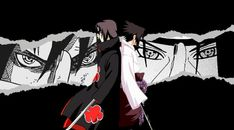 1336x768 Itachi vs Sasuke 4K Naruto HD Laptop Wallpaper, HD Anime 4K Wallpapers, Images, Photos and Background - Wallpapers Den