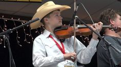 Trustin Baker - Anything Goes - 2013 Texas State Fiddle Championship - H...