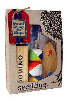 SEEDLINGS Good Things For Boys kit