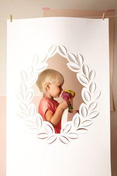 Kith & Kin: Neverland, Wingin' It - Melanie Haroldson - Design, Illustration and Art Direction Photography: Lauren Krysti