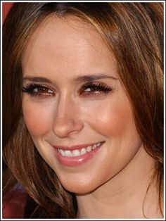 J. Hew's Coppery Eyeshadow (I wonder about this every time Ghost Whisperer re-runs are on.)