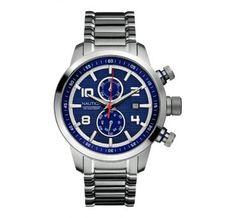 Nautica NSR 05 Multi A22550G horloge - Horloges.be