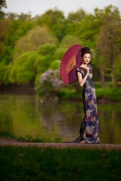 Chinese Lady Rural Life Style Editorial Photography