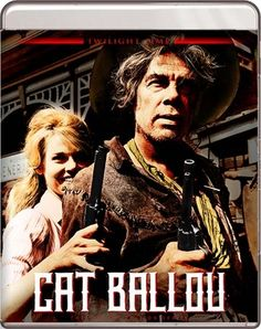 Cat Ballou - Blu-Ray (Twilight Time Ltd. Region A) Release Date: May 10, 2016 (Screen Archives Entertainment U.S.)