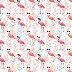 Miami Fun Flamingos