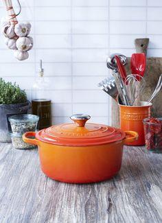 Flame Dutch Oven | Le Creuset