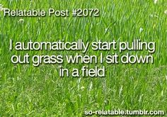 Relatable Post — Lentz remember at soccer practice when we all put grass down each others shirts! Haha Relatable Post — Lentz remember at soccer practice when we all put grass down each others shirts! Funny Relatable Memes, Funny Posts, Funny Quotes, So Relatable Posts, True Memes, Memes Humor, Life Quotes, Teenager Quotes, Teen Quotes