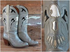 vintage Miss Capezio boots / cowboy western by FancyLuckyVintage