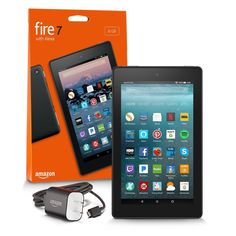 Booklovers Giveaway - Win A New Kindle Fire 7%21