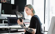 Self-taught on cracked DAWs before she hit Coles is among her generation's most prolific and inspired producers. Elissa Stolman hears about her process. Much Music, Music Studios, Dance Music, Maya, Dj, Ballroom Dance Music, Maya Civilization