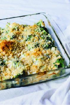 Triple Cheddar & Broccoli Casserole – Look out, green bean casserole ...