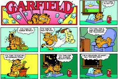 Garfield | Daily Comic Strip on April 28th, 1985