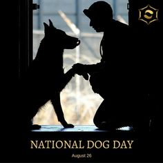 Today is National Dog Day. We'd like to honor our faithful companions that help us everyday. Healers rescuers soldiers law enforcement therapists detectives and more! Thanks for all you do.  Folks remember to Spay and Neuter to save lives.  Shay Parker's Best American Psychics has animal communicators that can help you talk to your fur babies. Just search for keywords: Pet Psychic Animal Communicator at:  BestAmericanPsychics.com ---> Link in Bio.  #nationaldogday #dog #pet #friend #loyal…