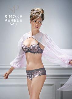 Linia Wish Simone Perele balkonik na www.bieliznafrancuska.pl