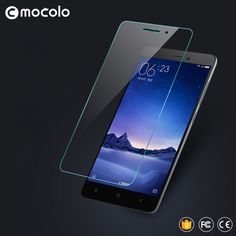 For Xiaomi Redmi 3 Tempered Glass Screen Protector 0.33mm Hongmi 3 Protective Film for Redmi 3S Glass -- Click the image to view the details