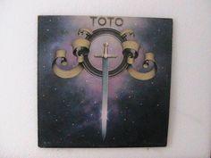 Vintage TOTO LP. by KackleberryFarm on Etsy