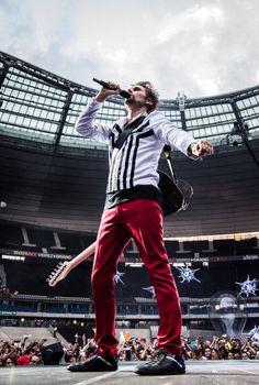 Muse In Concert At Stade De France